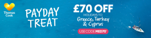 Thomas Cook Med Code